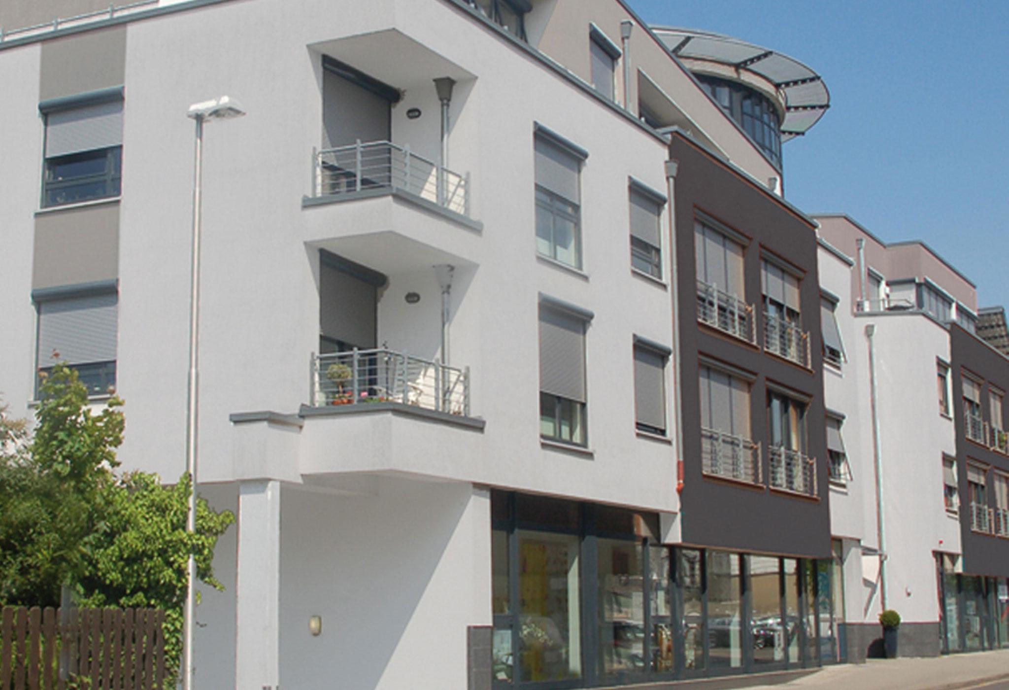 Betreutes Wohnen Bahnhofstraße 17 – 19, Würselen