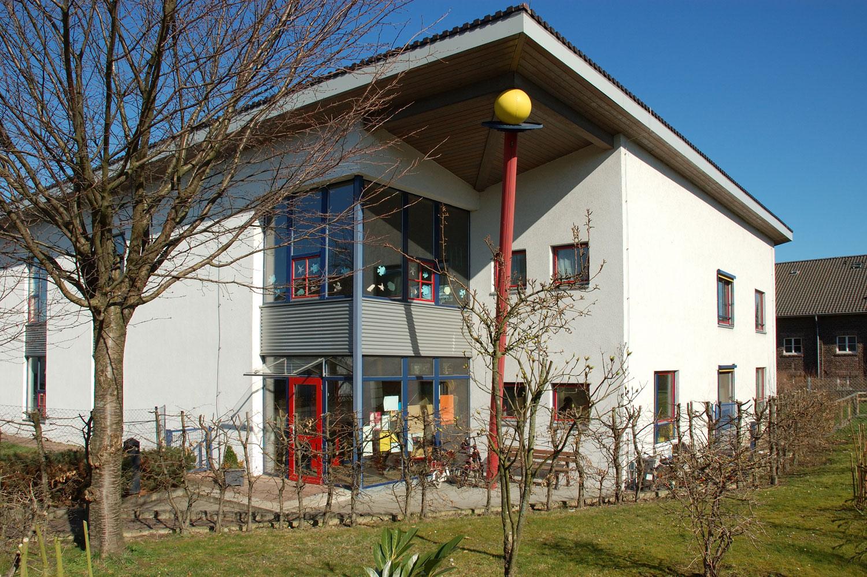 Investorenwettbewerb (1. Platz) Kindertagesstätte Auf Überhaaren, Aachen