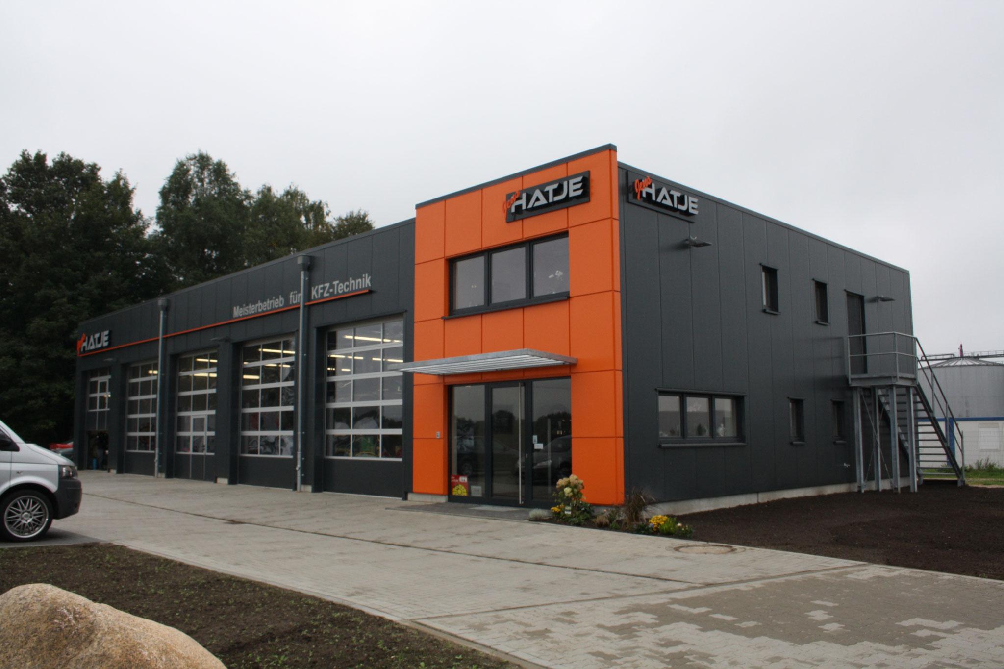 Kfz-Werkstatt mit Waschhalle Ritscherstraße 28, Buchholz i.d.N.