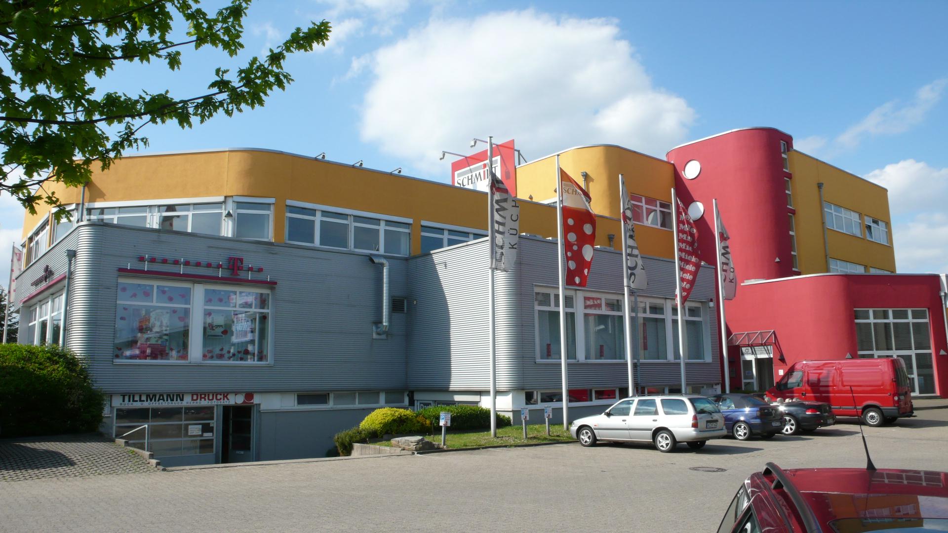 Umbau und Erweiterung Büro- und Gewerbegebäude (1. – 3. Bauabschnitt) St.-Jobser-Straße 47, Würselen