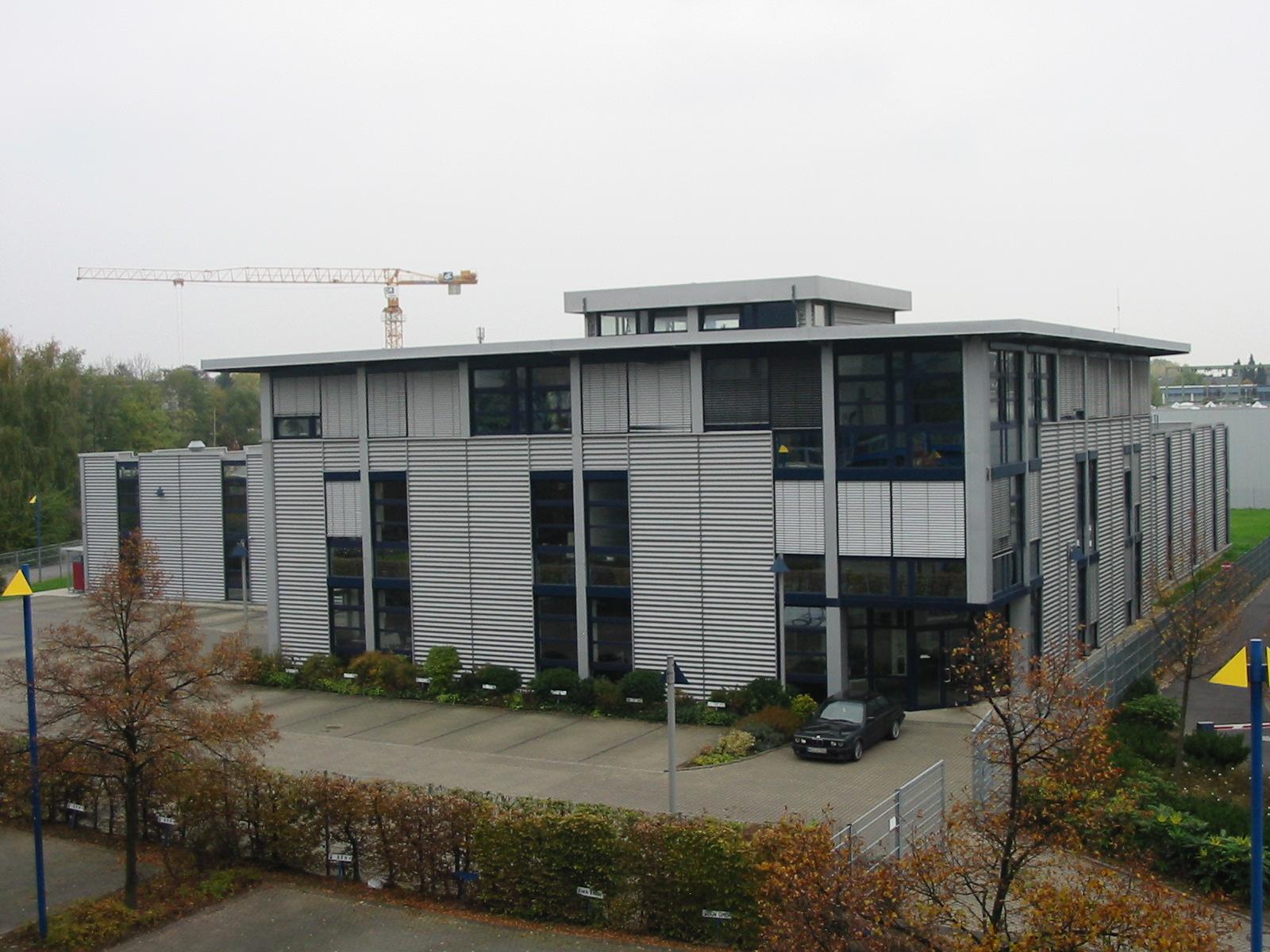 Bürogebäude mit Werkhalle Kaiserstraße 100, Herzogenrath-Kohlscheid