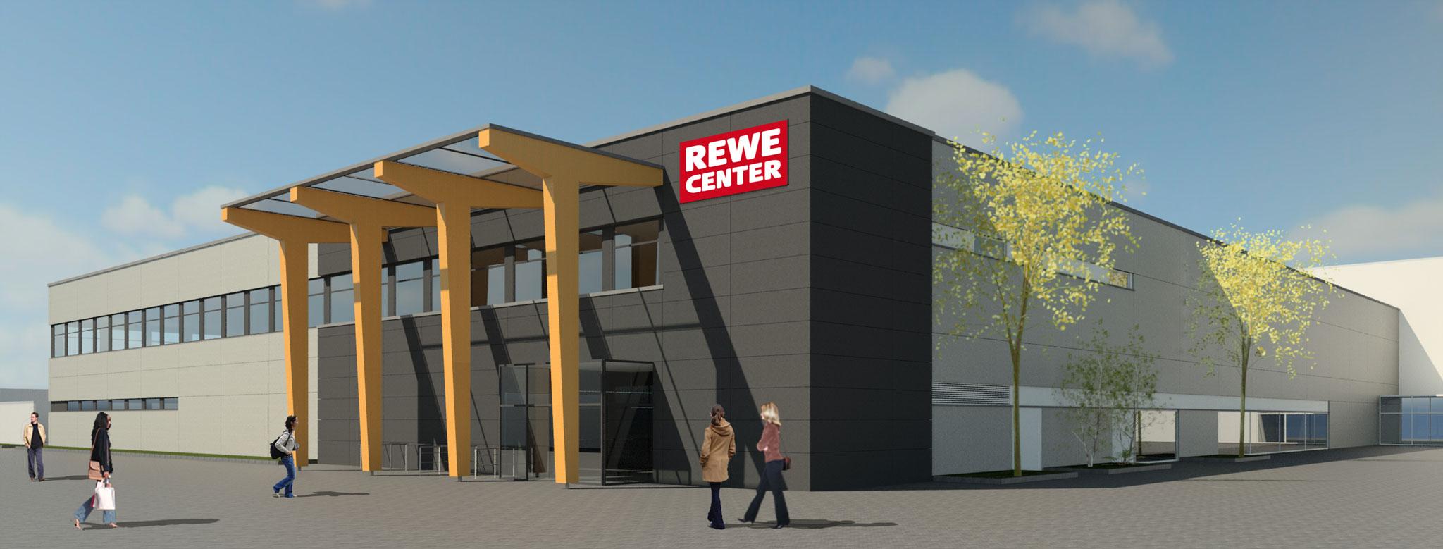 REWE-Center im Leine-Center (ECE), Laatzen