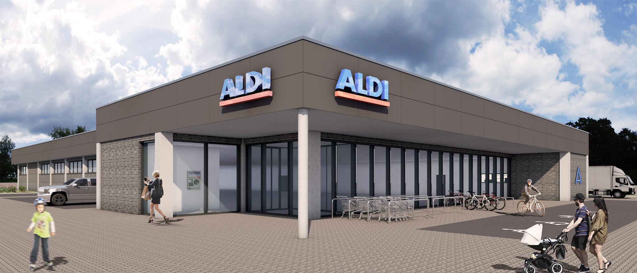 ALDI-Markt Langestraße 62, Langelsheim