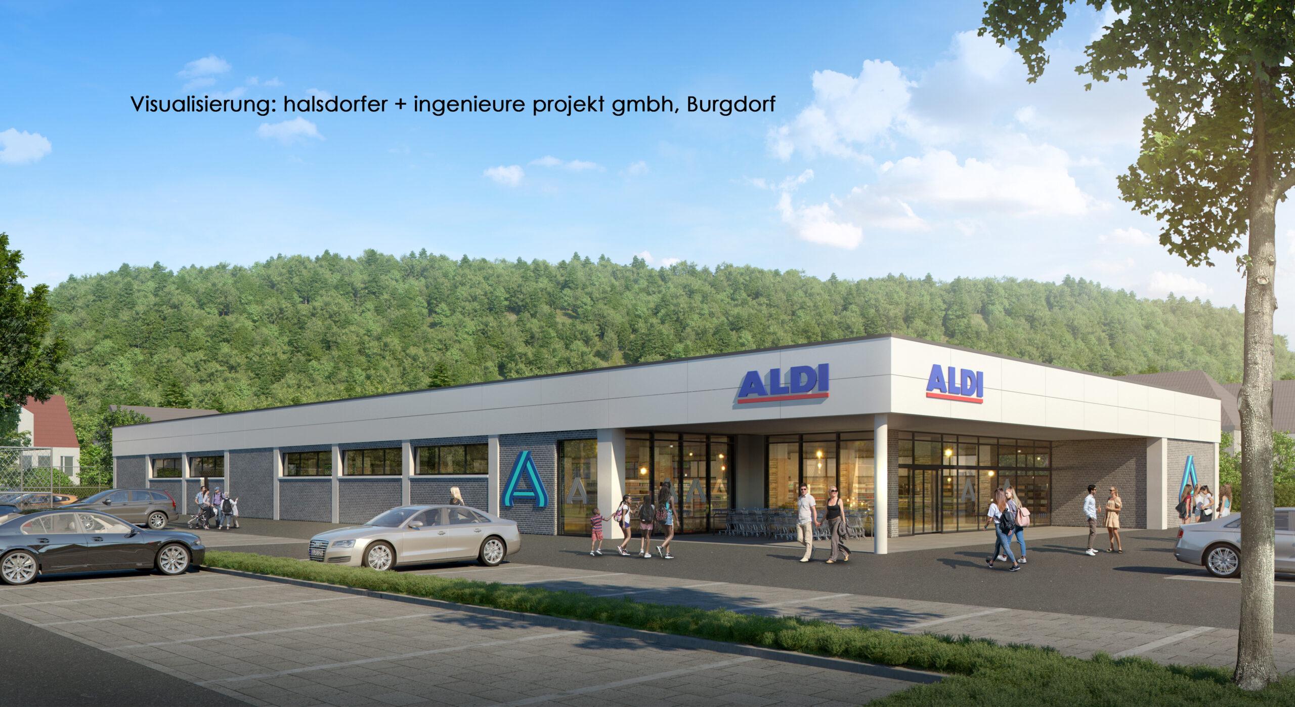 ALDI-Markt Steinweg 73, Hann. Münden